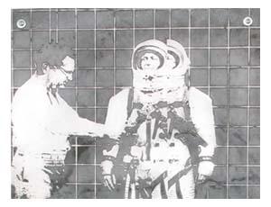 Space Suit : Exploring Preparation