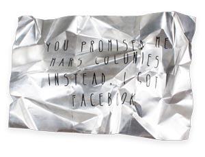 You Promised Me Mars Colonies Instead I Got Facebook